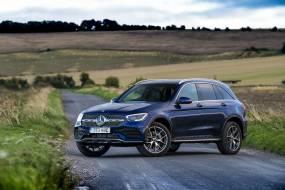 Mercedes-Benz GLC 300 de 4MATIC review