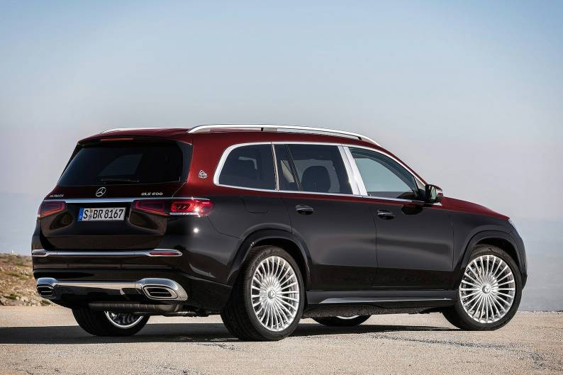 Mercedes-Maybach GLS 600 4MATIC review