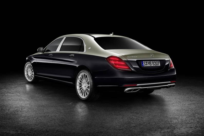 Mercedes-Maybach S-Class review