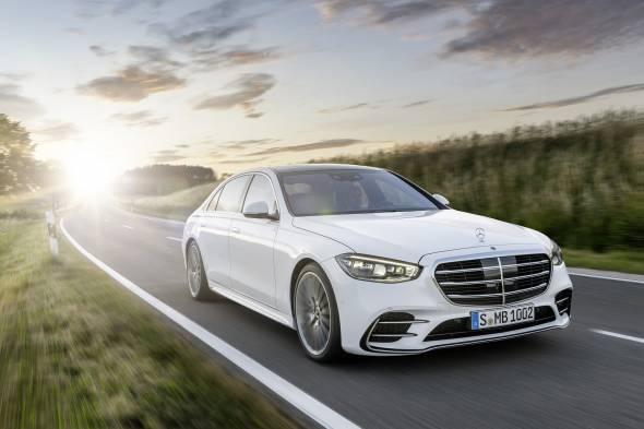 Mercedes-Benz S-Class review