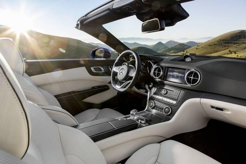 Mercedes-Benz SL review