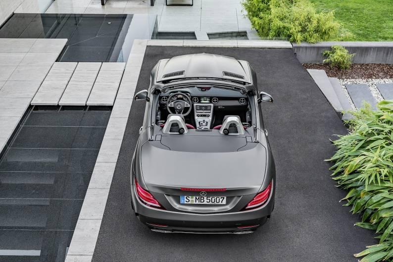 Mercedes-Benz SL500 review