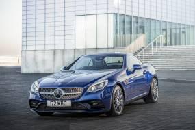 Mercedes-Benz SLC review