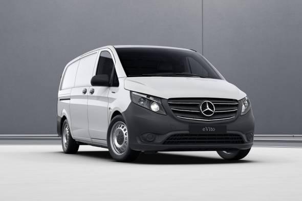 Mercedes-Benz eVito review
