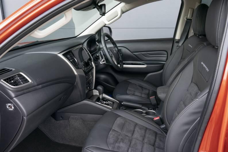 Mitsubishi L200 Series 6 review