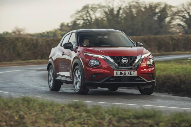Nissan Juke review
