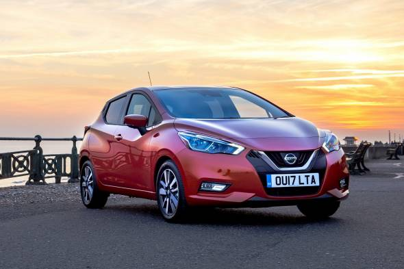 Nissan Micra 0.9 IG-T 90 review