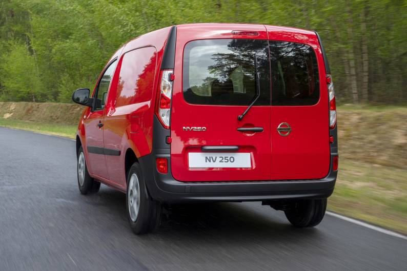 Nissan NV250 review