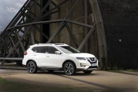 Nissan X-TRAIL 1.7 dCi review