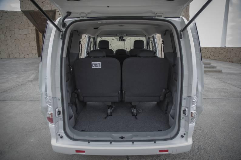 Nissan e-NV200 Combi review