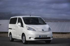 Nissan e-NV200 Combi review