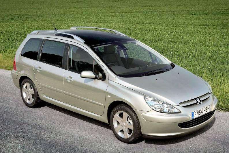 peugeot 307 sw 2002 2008 used car review car review rac drive. Black Bedroom Furniture Sets. Home Design Ideas