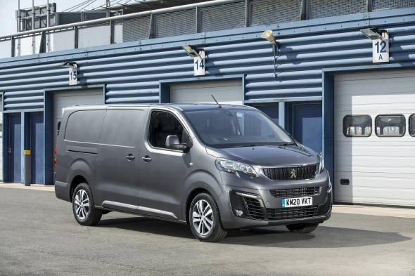 Peugeot Expert review