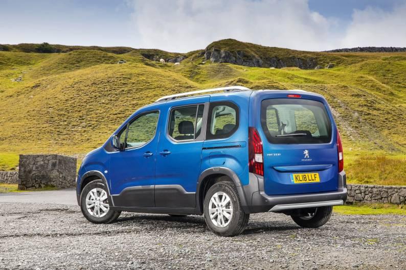 Peugeot Rifter review