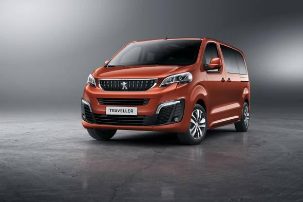 Peugeot Traveller review