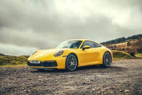 Porsche 911 Carrera 4S review