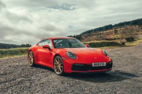 Porsche 911 Carrera S review