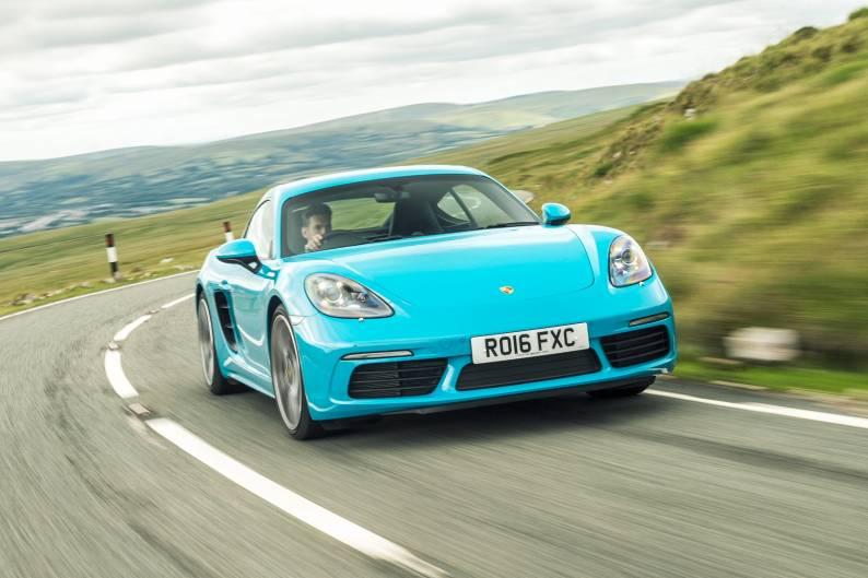 Porsche 718 Cayman S review