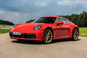 Porsche 911 Carrera review