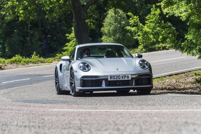 Porsche 911 Turbo review