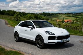 Porsche Cayenne Coupe review