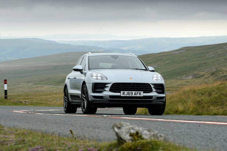 Porsche Macan review