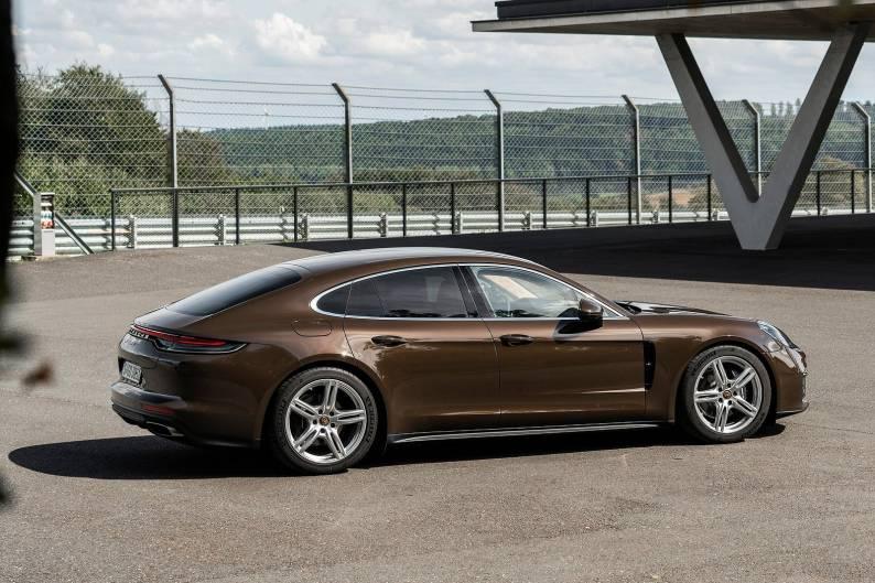 Porsche Panamera review