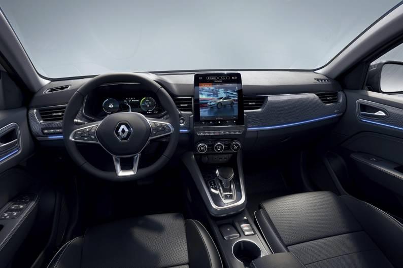 Renault Arkana review
