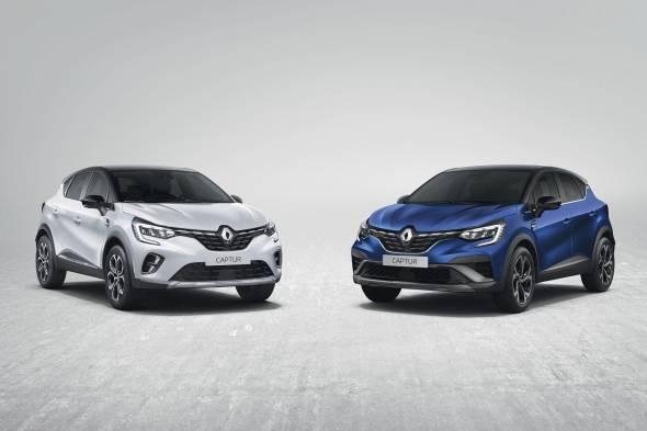 Renault Captur E-TECH Hybrid 145 review