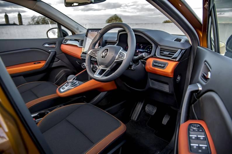 Renault Captur E-TECH Plug-in Hybrid 160 review