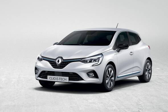 Renault Clio Hybrid review