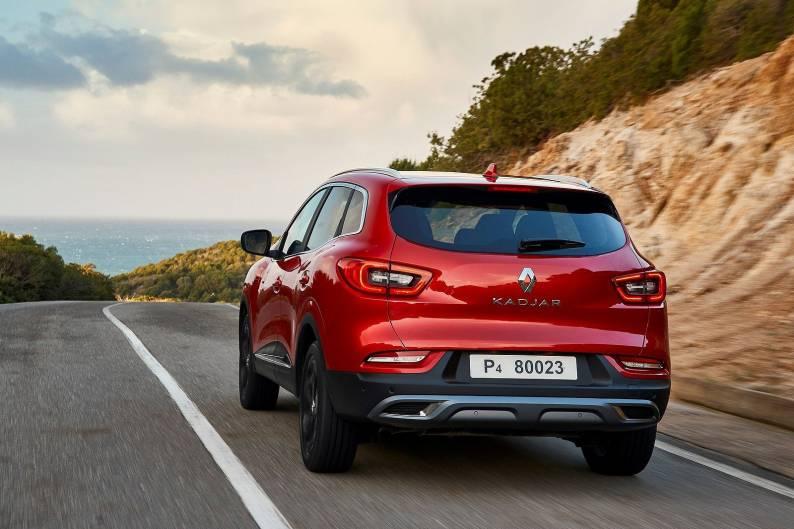 Renault Kadjar Blue dCi 115 review
