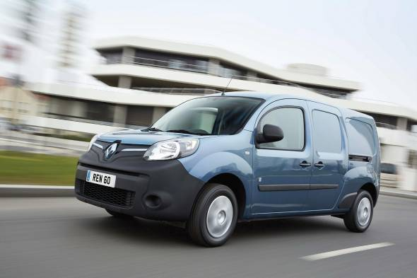 Renault Kangoo Maxi review