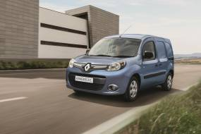 Renault Kangoo Z.E. 33 review