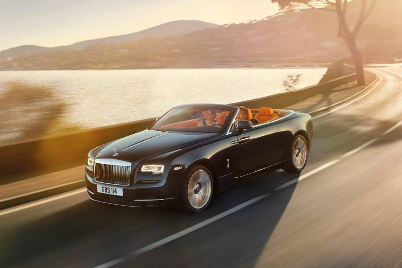 Rolls-Royce Dawn review