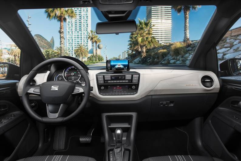 SEAT Mii Electric review