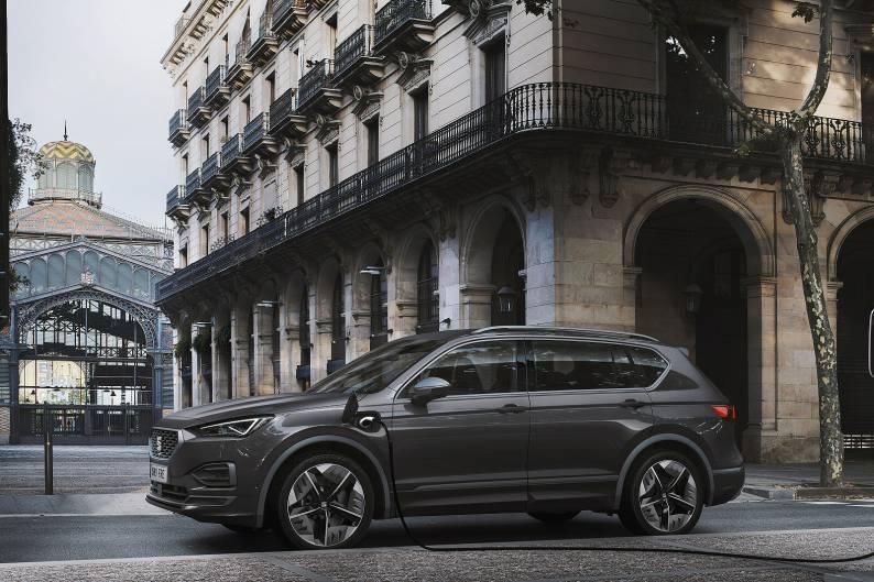 SEAT Tarraco e-HYBRID review