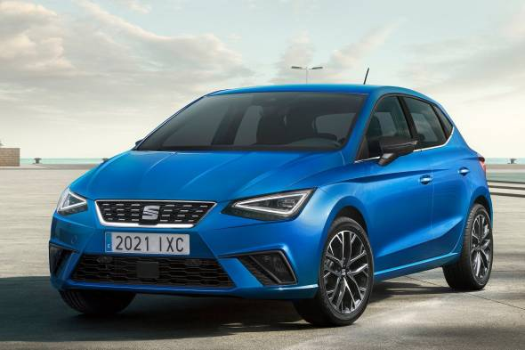 SEAT Ibiza 1.0 TSI review