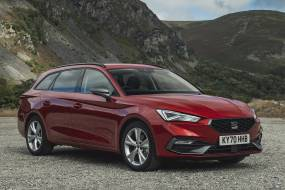 SEAT Leon Estate review