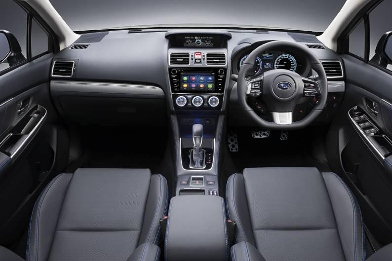 Subaru Levorg GT review