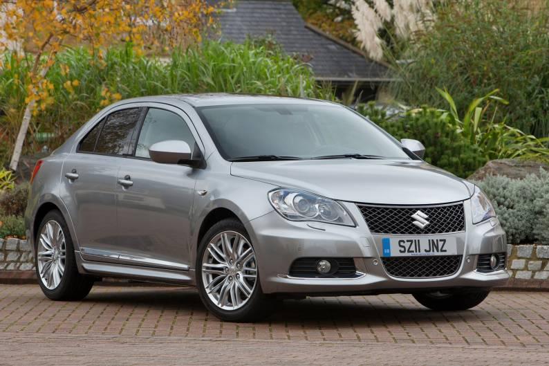 Suzuki Kizashi (2012 - 2014) used car review