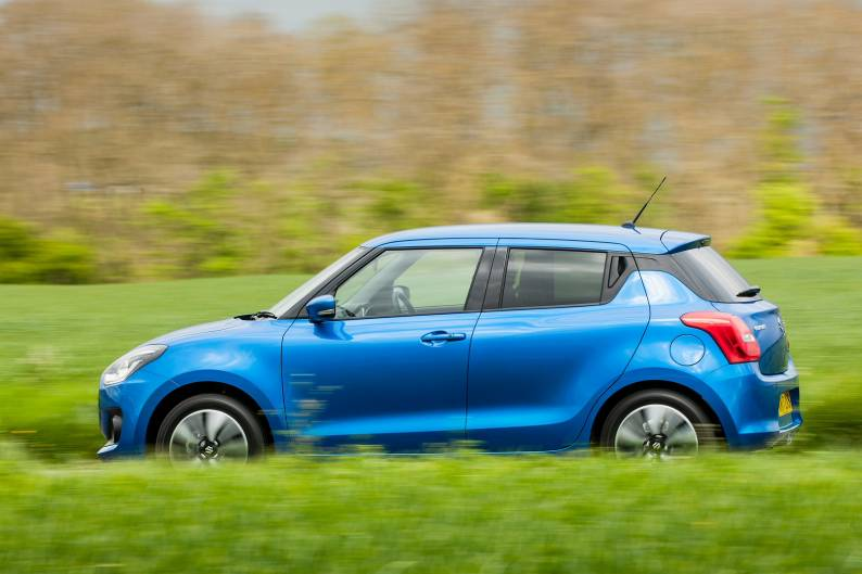 Suzuki Swift 1.2 SHVS ALLGRIP review