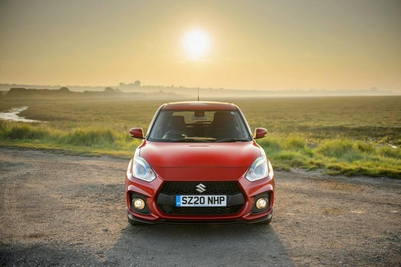 Suzuki Swift Sport Hybrid review