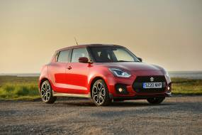 Suzuki Swift Sport Hybrid review
