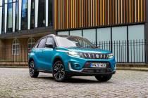 Suzuki Vitara Hybrid review