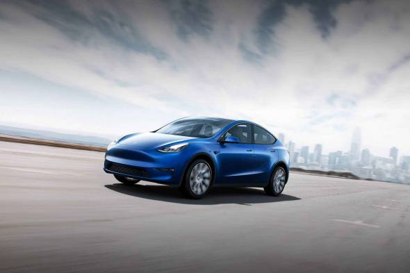 Tesla Model Y review