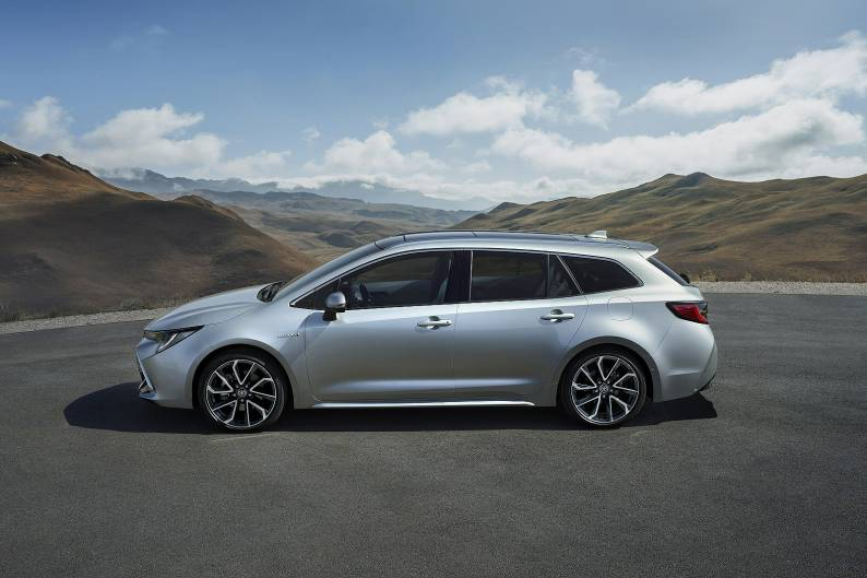 Toyota Corolla Touring Sports review