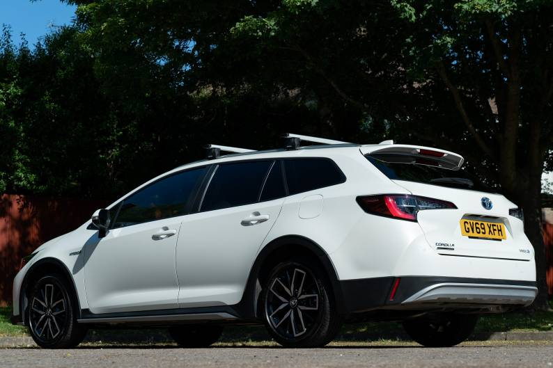 Toyota Corolla Trek review