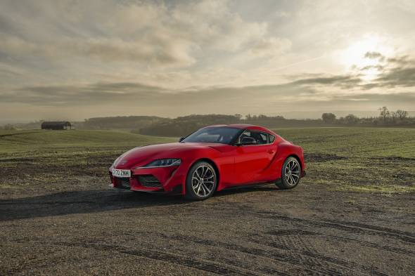Toyota GR Supra review