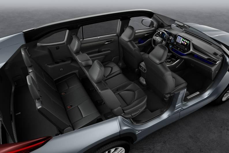 Toyota Highlander Hybrid review